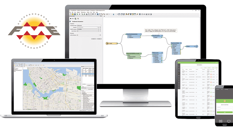 Things to consider when moving workflows from FME Desktop to FME Server